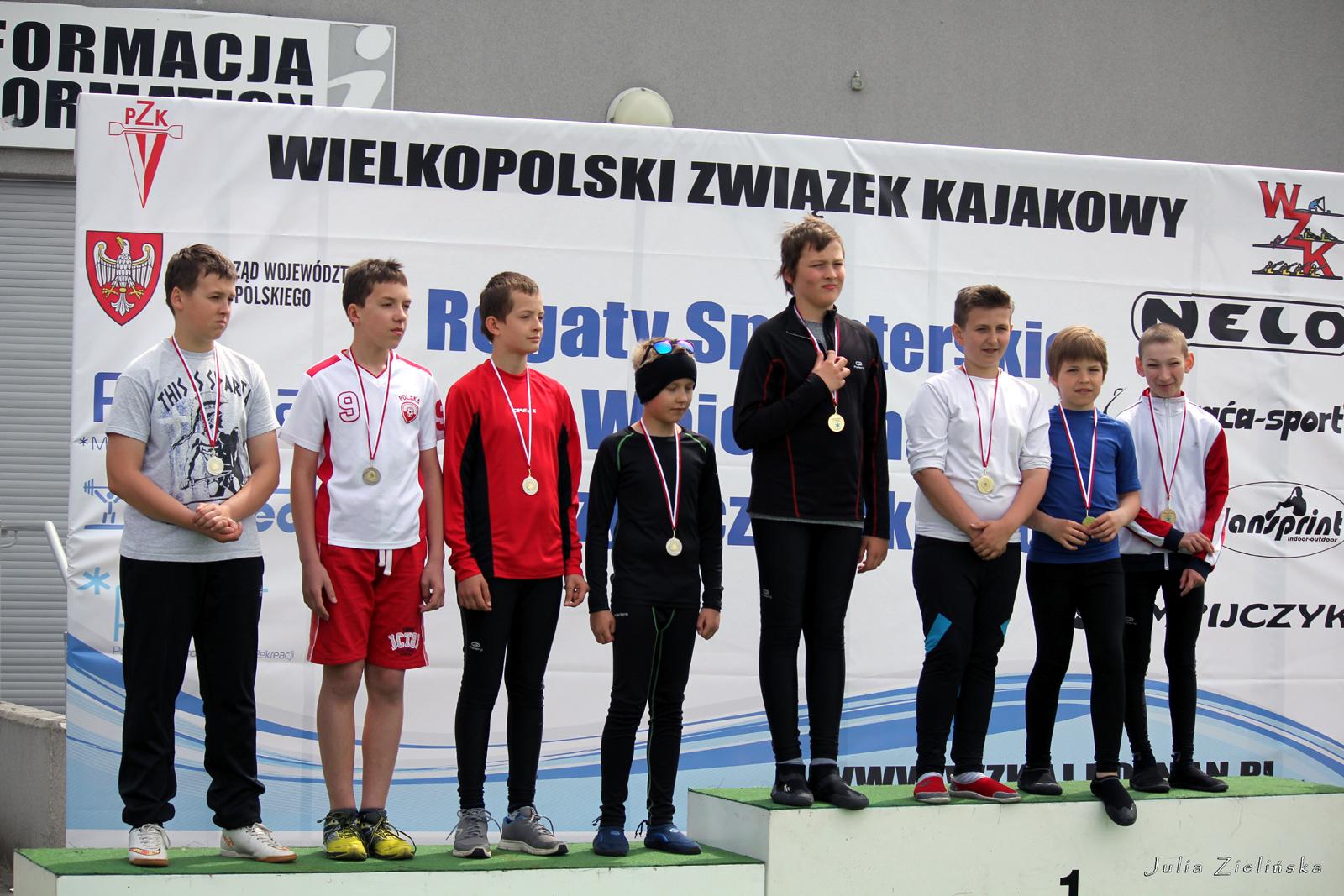 I. Memoriał Wojciecha Skrzypczyńskiego 16.05.2015 Poznań