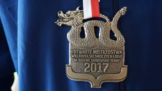 I Otwarte Mistrzostwa Wielkopolski Smoczych Łodzi na basenie