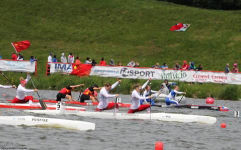 Puchar Swiata W Kajakarstwie, Poznan 2019 9